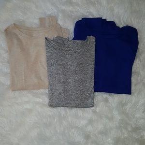 🎈Bogo🎈3 long sleeve shirts